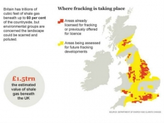 Find out where fracking is happening near you!