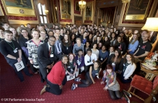 The Democracy Cafe... Find Out What Happened When We Went to Parliament