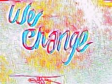W.E. Change