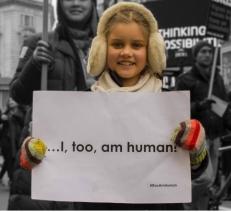 I, Too, Am Human